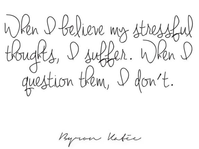 Byron Katie